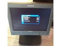 Sony LMD 1420 professional broadcast monitor