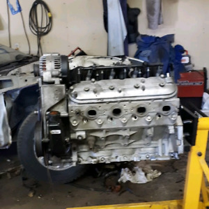 LS Swap package LM4 5.3L V8 240sx