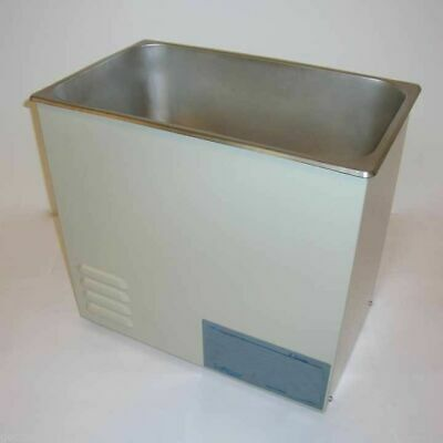 New Sonicor Stainless Steel Tabletop Ultrasonic Cleaner 3.0 Gal Capacity S-311