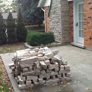 Natural drywall stone for sale Cambridge Kitchener Area image 3