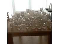 Glasses drinking wine etc. 65
