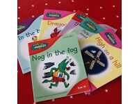 Make an offer set of children's phonics books. Happy to post. Excellent condition.