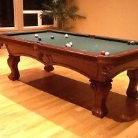 4x8 Pool Table