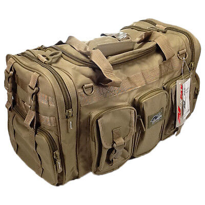 "22"" 2600 cu. in. NexPak Tactical Duffel Range Bag TF122 TAN"