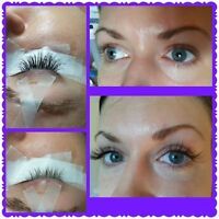 Eyelashes Extensions+Gel polish ONLY $99!! BOOK ONLINE