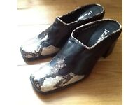 Shoes. Real leather shoe by Next