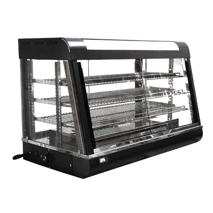 Omcan FW-2-1, Food Warmer, Display Case, CE