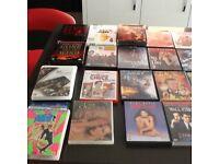 Huge selection of DVDs including box sets