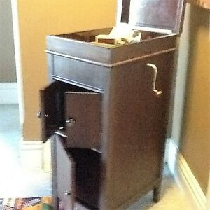 Columbia Grafonola Phonograph - Early 1900's Antique