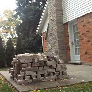 Natural drywall stone for sale Cambridge Kitchener Area image 2