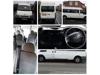 15 Seater Minibus BARGAIN NEEDS 2 GO MAKE ME AN OFFER