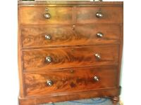 Large Beautiful Chest of Drawers