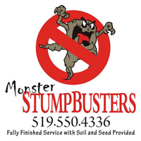 Stump.busters@hotmail.com