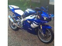 Yamaha r1 spares or repair