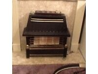 Used gas fire