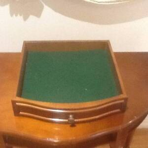 Hall Table - half round with single drawer Sandringham Bayside Area Preview