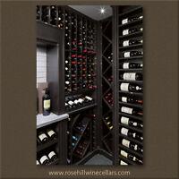 Installer for Wine Cellars