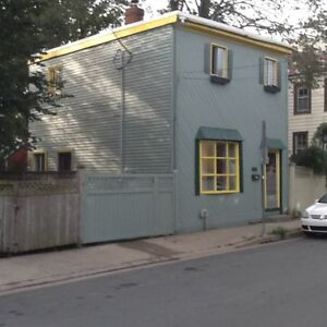 Small century home for rent in North End of City