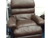 FREE FREE Recliner chair