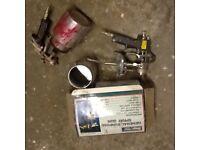 General purpose spray gun type Kamasa 1 litre size.