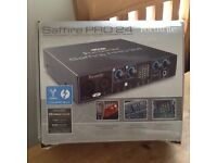 Saffire PRO 24 FireWire/Thunderbolt Audio Interface