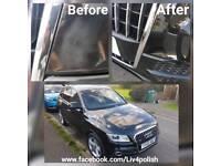 Pro Car Detailing / Professional Car Polish / Headlights Restoration / Wax & Glaze Treatment