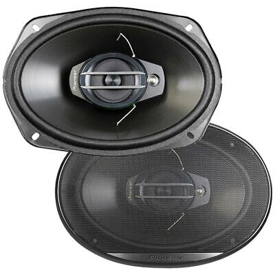 "PIONEER TSG6930F 400W 6"" x 9"" G-Series 3-Way Coaxial Car Stereo Speakers PAIR segunda mano  Embacar hacia Mexico"