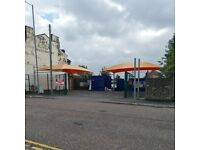 Secure & Tidy Land to Rent - Ideal for Car Wash/Car Sales