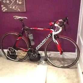 Pinarello FP2 Carbon frame and forks road bike