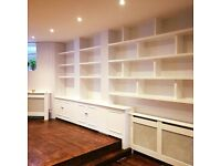 Carpenter South East London-must have tools - van - Experience MDF Wardrobe/cabinet building