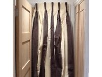 Curtains in Colefax & Fowler Material