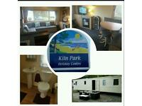 *REDUCED Summer Holidays * Large 8 berth Caravan to hire