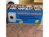 Tumble dryer venting kit