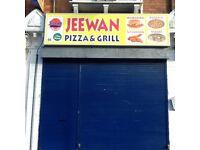 Hot food takeaway shop