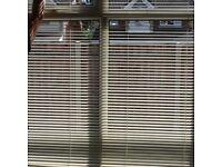 Venetian blinds for French doors