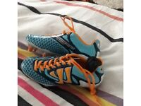 Boys warrior football boots size 1.5