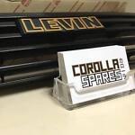 Corolla Spares