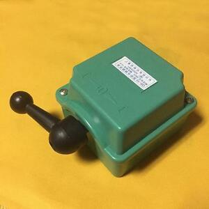 15a amp drum switch forward reverse rain proof reversing for Electric motor reversing switch