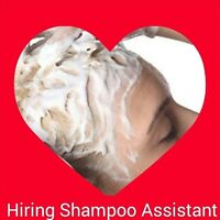 Assistante shampoo girl / Assistante coiffeuse
