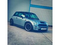 Mini Cooper s 2005 SUPERCHARGED MODIFIED