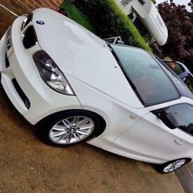 BMW 1 series coupe Msport 2dr