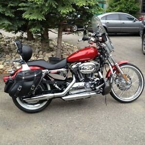 Trade my Harley for your truck