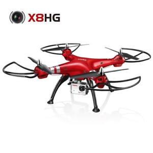 NEW Syma X8HG Drone 8MP Camera / Altitude Hold / Headless Mode  +FREE BATTERY