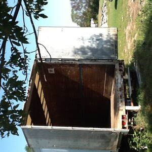 50 foot Transport Trailer