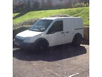 Ford Transit Connect 54 plate MOT July 2017