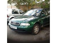 Audi A4 1.9 diesel estate spare or repair