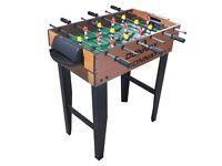 Pool Table 2-1 football table