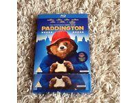 Paddington Bear Blu-Ray disc