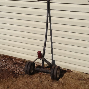 Trailer tow dolly