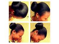 Afro Hairdresser / European Hairdresser. Specialize in Weave-On And Braids